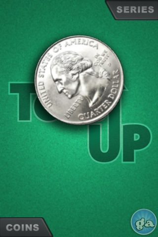 Screenshot Toss-Up HD &#8211; 3D Coin Flipping