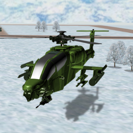Hellfire - Exciting Helicopter Combat app icon