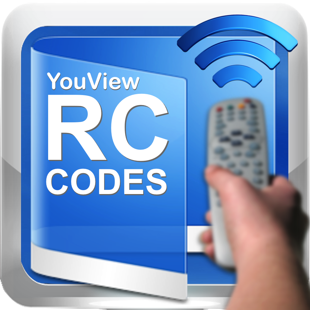 Remote Controller Codes for YouView
